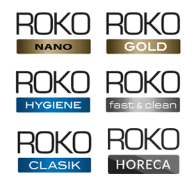 Industrial cleaning products ROKO